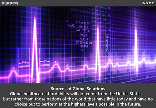Sources of Global Solutions