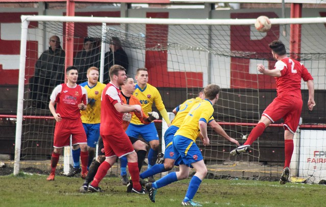Selby Town 2 - 2 AFC Mansfield