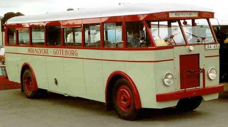 Scania-Vabis 8307 (1932 год)