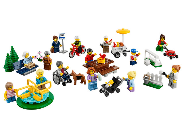 LEGO City 60134 Fun in the Park (City People Pack) 01