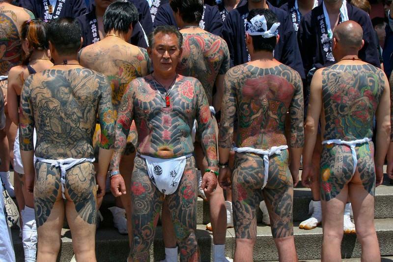 你可能不知道的,關於日本刺青的17件事8