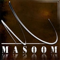 [[ Masoom ]] logo 256