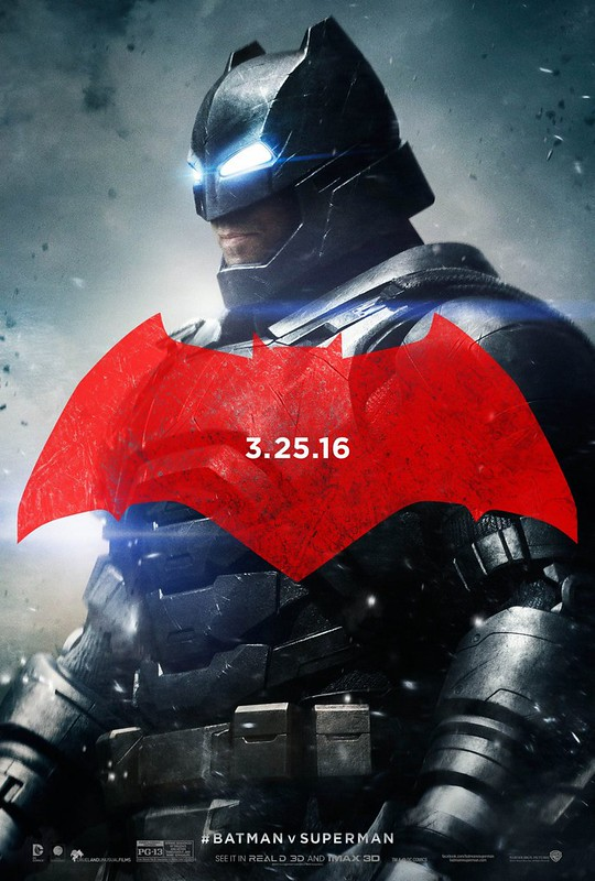 Batman v Superman - Dawn of Justice - Poster 5