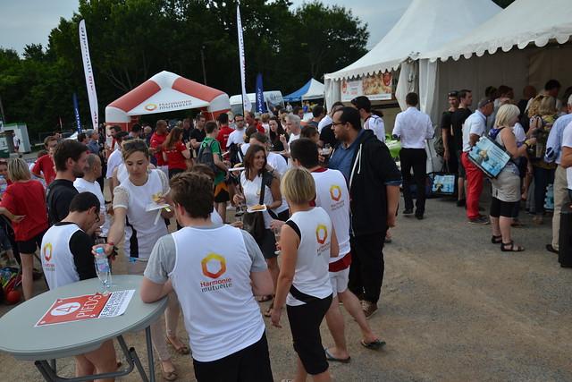 Sandballez à Rennes 2015 - Tournoi Inter-entreprises