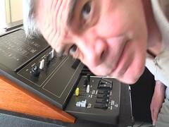 Franck Lhermet sur Yamaha CS-80