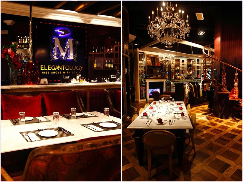 Elegantology Bar and Restaurant Publika