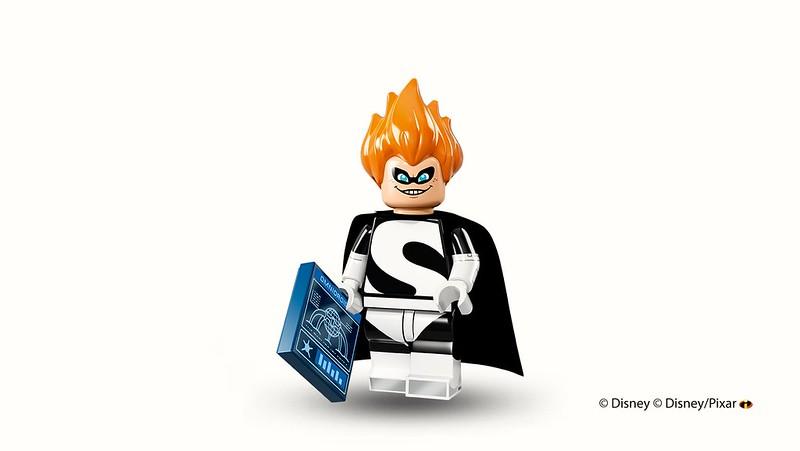 LEGO Disney Collectible Minifigures (71012) - Syndrome