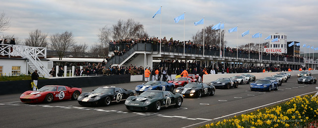 GT40s - 74th MM