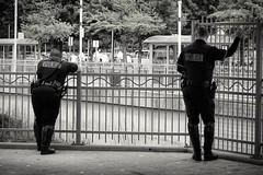 #Dallas #DART #streetphotography #BlackAndWhite #Police