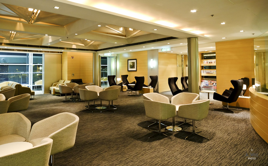 Global First Lounge