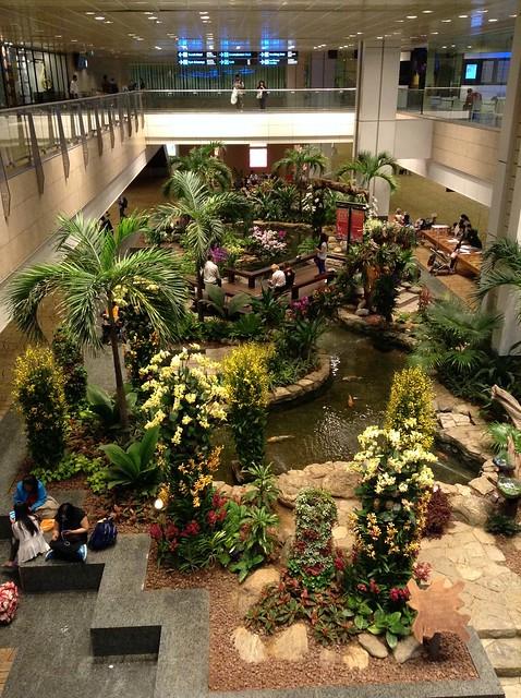 Singapore Changi Airport T2