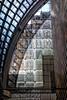 Arch, Glass, Reflections, Drake Hotel, Kimmel Center
