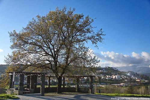 Miradouro de São Pedro do Sul - Portugal