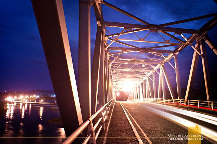 San Juanico Bridge Tacloban Evening