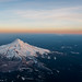 Sunset and Mt. Hood by jcolbyc