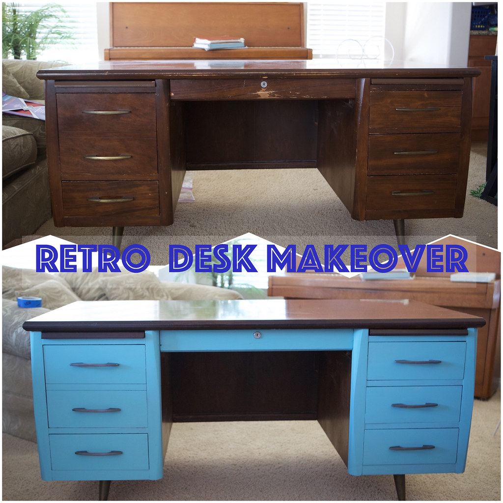 Retro_Desk_Makeover