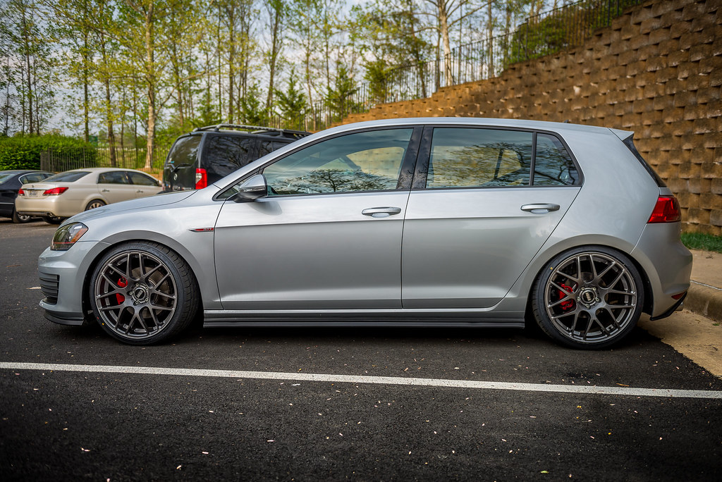Mk7 Gti Tune >> VWVortex.com - my new 2016 GTI SE and ride setup