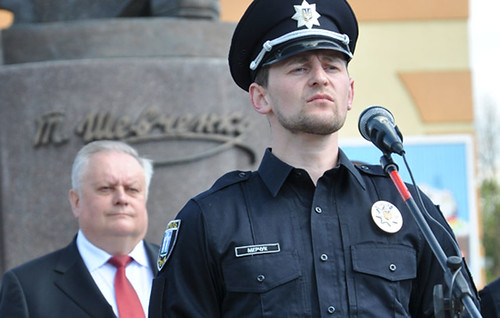 Мерчук відкрив Соборну