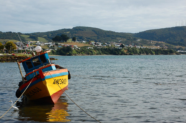 Views of Ancud, Chiloé, Chile