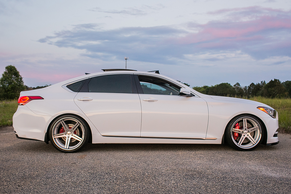 Any Lowering Springs For 2015 Genesis Sedan Page 13