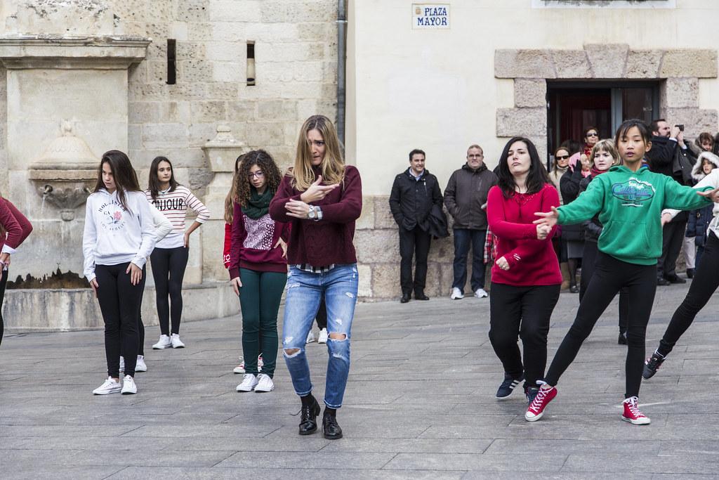 FlashMob Navidad 2015