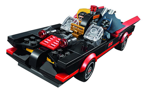 LEGO DC Batman Classic TV Series - Batcave (76052)