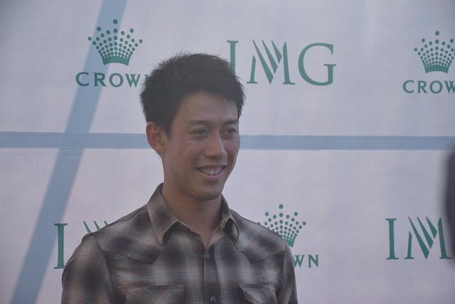 Kei Nishikori (Japan)