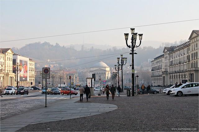 Piazza Vittorio Veneto, Torino