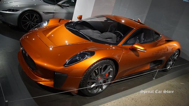 2015 Jaguar C-X75 Stunt Car driven in Spectre (2015)