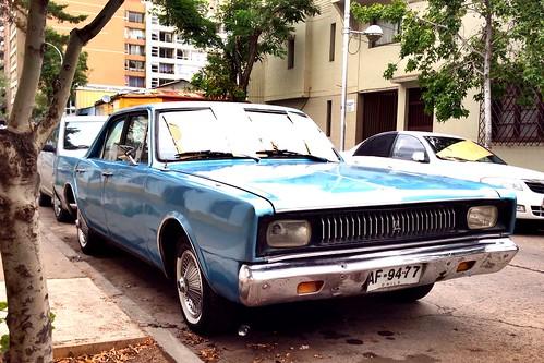 Dodge Polara - Santiago, Chile