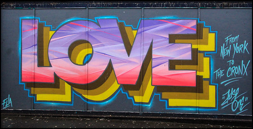 The Art Quarter Street Art