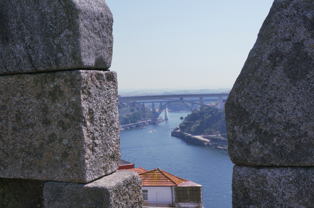 View of River from the Ancient Wall