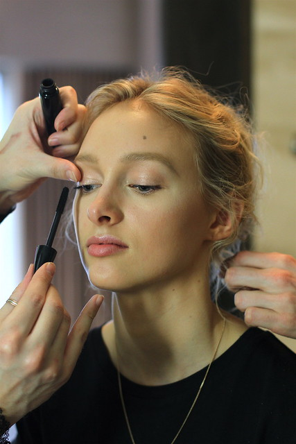 KATIE GALLAGHER- FALL-WINTER 2016 - BEHIND THE SCENES 001