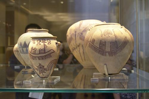 Naqada II Pottery