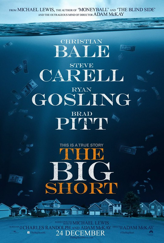 The Big Short - Poster 1