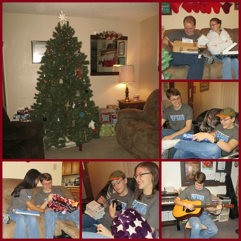 Christmas Collage