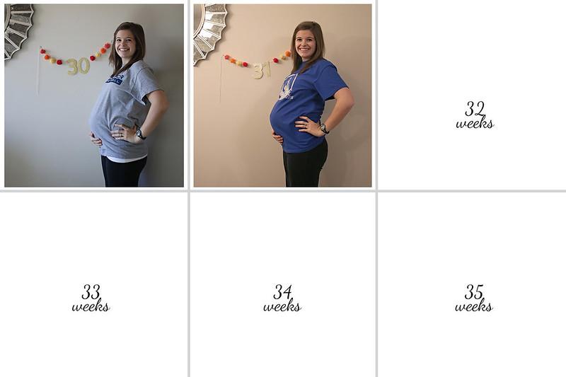 30-31 weeks