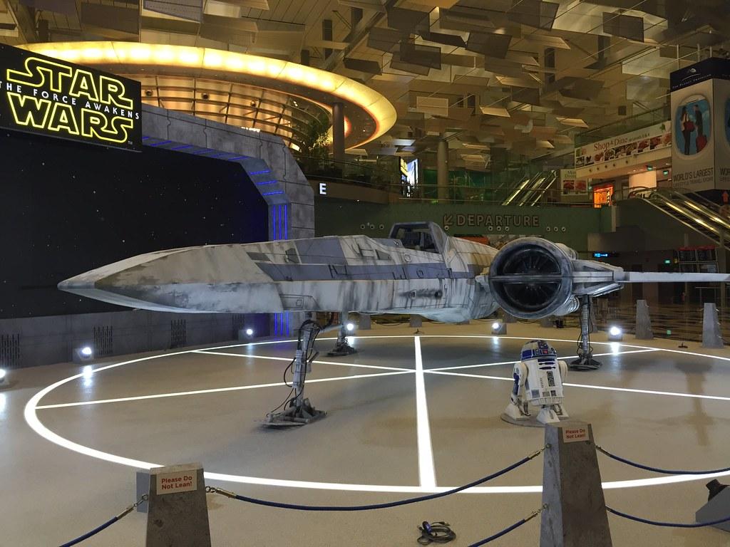 Star Wars @ Changi
