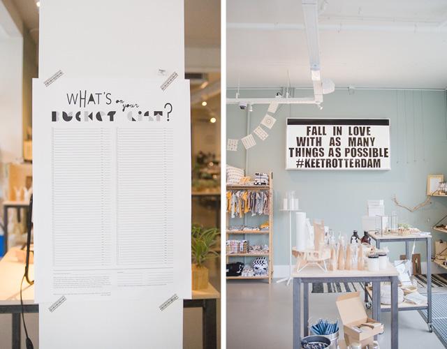 Keet Rotterdam concept store