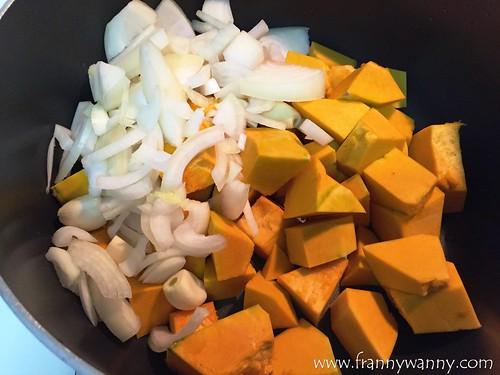 pumpkin soup 2