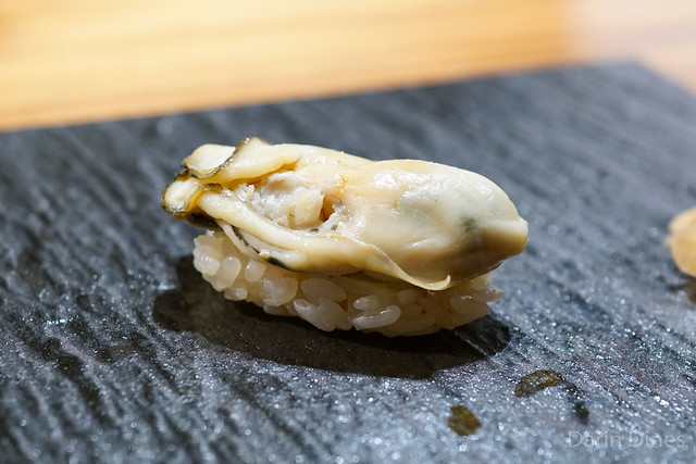 cured oyster