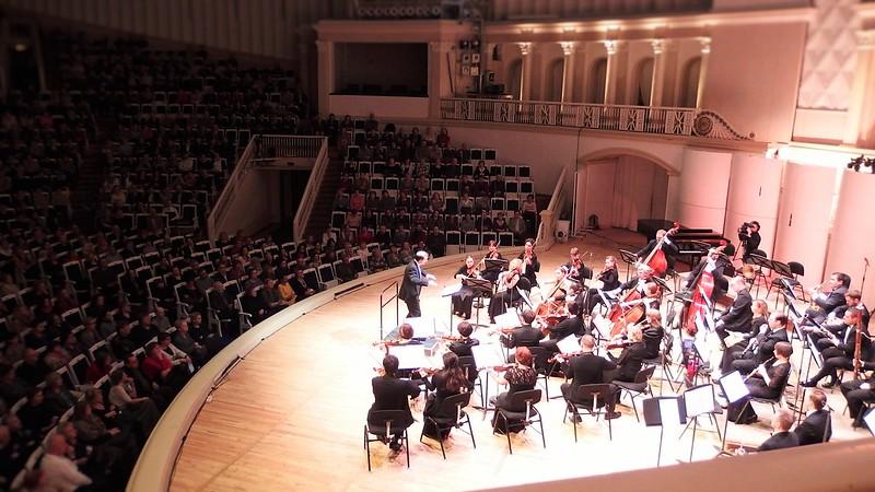 Элисо Вирсала́дзе и оркестр Musica Viva