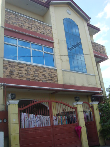 4 Storey House for Sale Angeles City Clark View