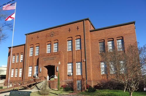 Cherokee County Courthouse (Centre, Alabama)