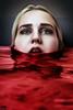 Blood Bath Portrait