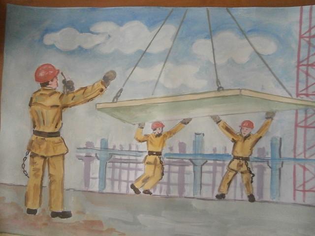 Конкурс малюнку «Оберігаємо життя!»