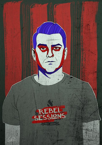 Stookhoksessies posters - DJ Jeromimo