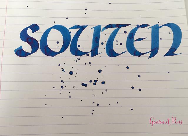 Ink Shot Review Sailor Jentle Four Seasons Souten @stilografica_fi (7)