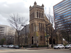 Cathederal Church of the Advent---Birmingham, Al.---NRHP
