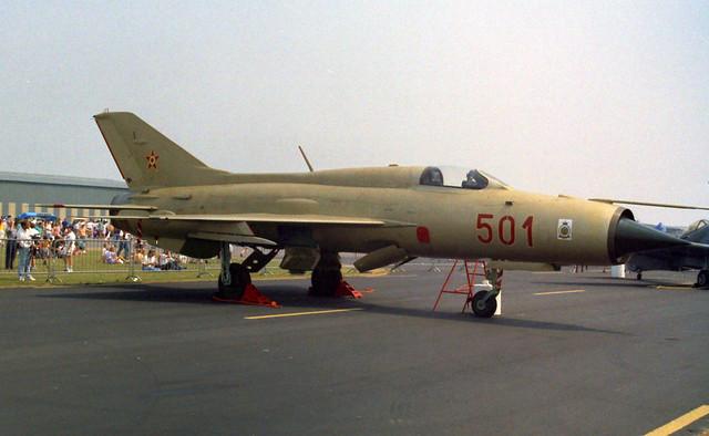 501 Mig-21